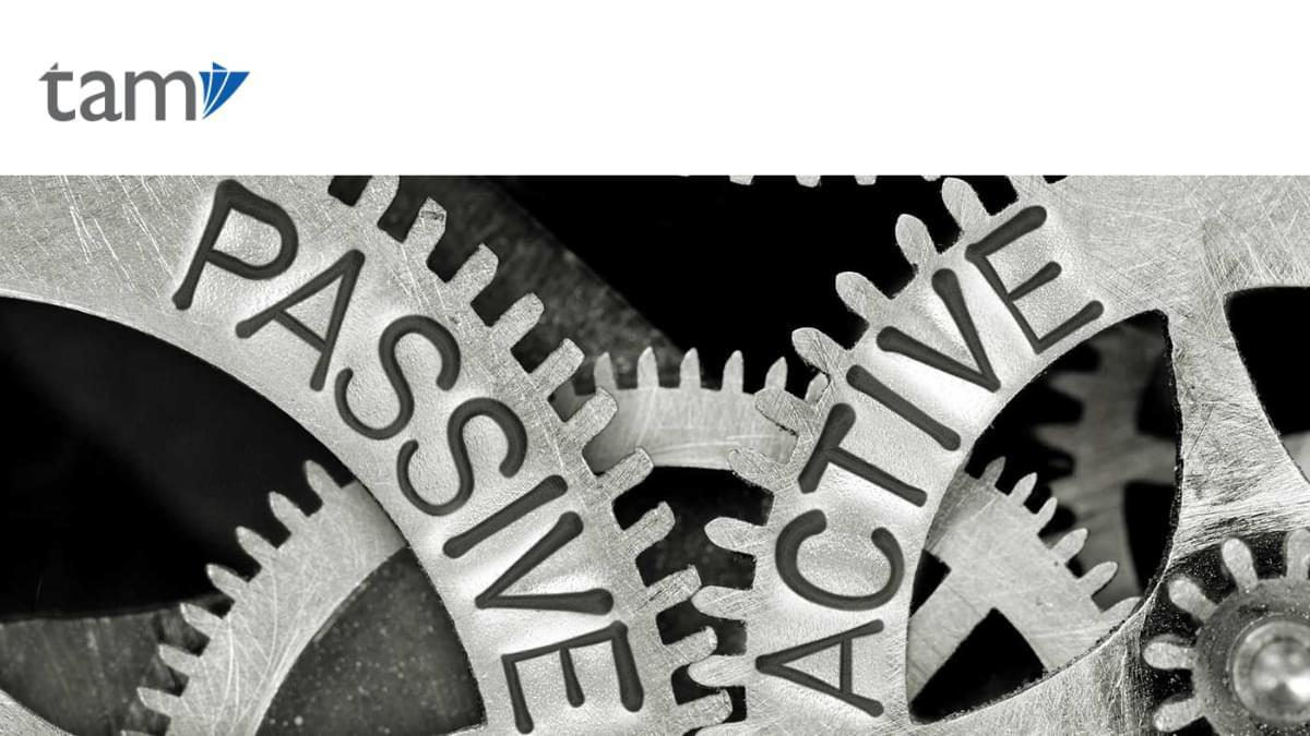 Passive Versus Active Investment Fund Management