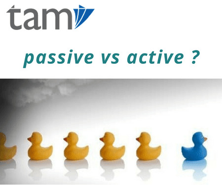 Passive Versus Active Investment Management