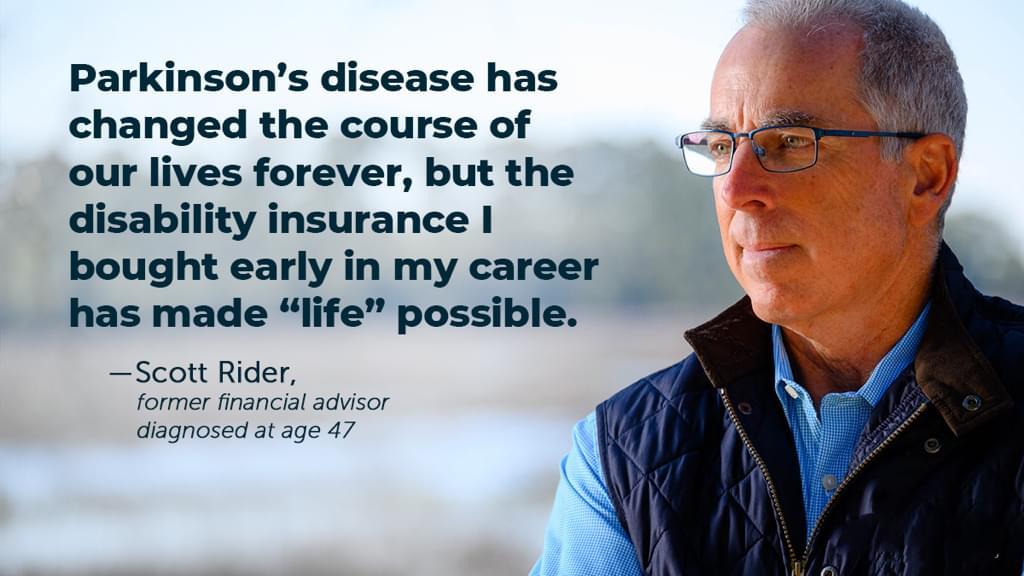 scott-rider-parkinsons-disease-disability-claimant